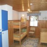 Kindeschlafzimmer mit Etagenbetten